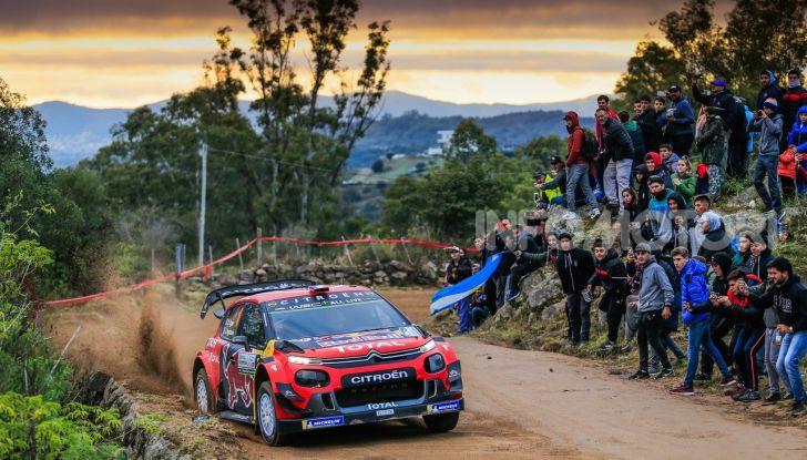 WRC Argentina 2019 – Giorno 2: la C3 WRC di Ogier -Ingrassia punta al podio - Foto 3 di 4