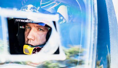WRC Argentina 2019 – Giorno 2: le dichiarazioni del team Citroën a fine giornata e la classifica provvisoria