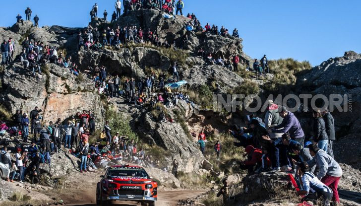 WRC Argentina 2019: l'intervista a fine gara a Pierre Budar, Direttore di Citroën Racing - Foto 3 di 3