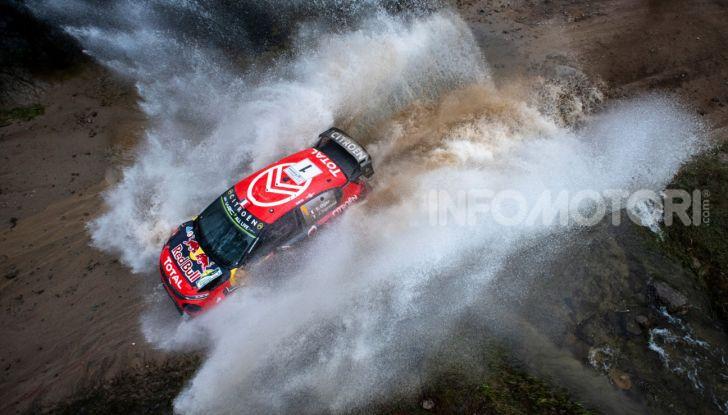 WRC Argentina 2019: i momenti salienti del weekend per i meccanici di Citroën Racing - Foto 1 di 2