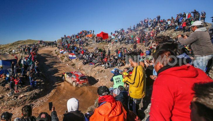 WRC Argentina 2019: i momenti salienti del weekend per i meccanici di Citroën Racing - Foto 2 di 2