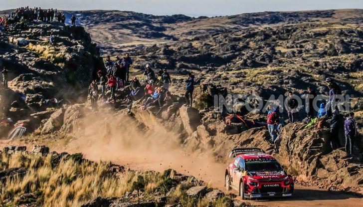 WRC Argentina 2019 Giorno 3: Citroën al terzo posto con la C3 WRC di Ogier-Ingrassia - Foto 2 di 2