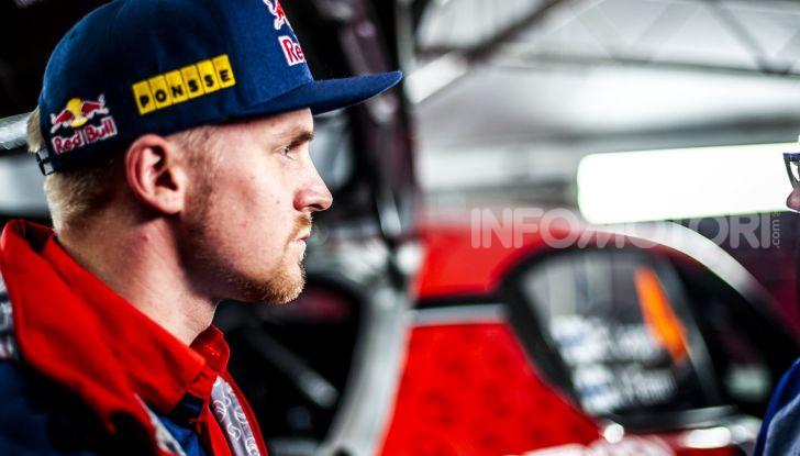 WRC Argentina 2019 Giorno 3: le dichiarazioni del team Citroën a fine gara e le classifiche - Foto 1 di 2