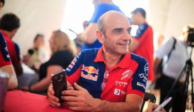 WRC Argentina 2019: l'intervista a fine gara a Pierre Budar, Direttore di Citroën Racing