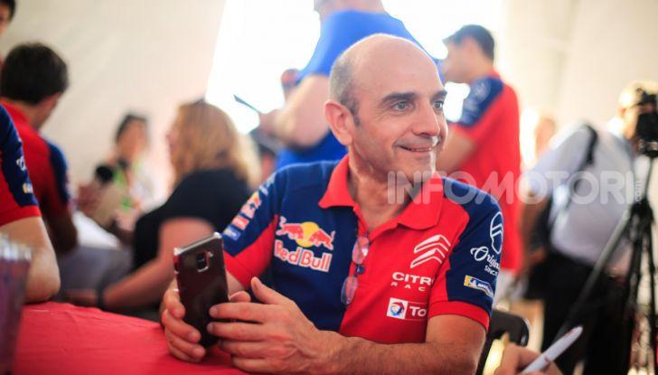 WRC Argentina 2019: l'intervista a fine gara a Pierre Budar, Direttore di Citroën Racing - Foto 1 di 3