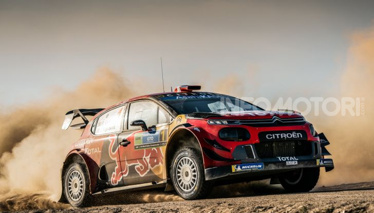 WRC Argentina 2019: la C3 WRC ritorna in America latina - Foto 2 di 2