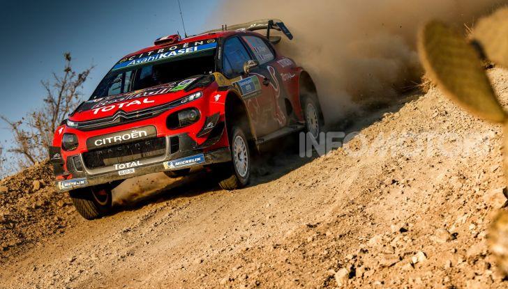 WRC Argentina 2019: la C3 WRC ritorna in America latina - Foto 1 di 2