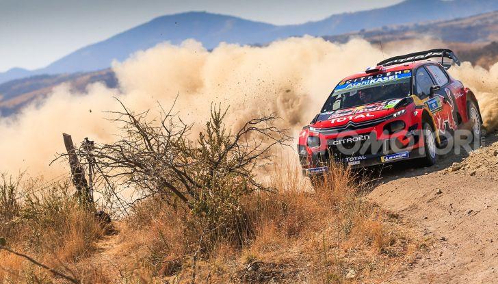 WRC Argentina 2019: i numeri chiave e il programma del Rally - Foto 1 di 2