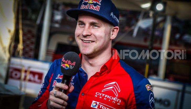 WRC Argentina 2019: le dichiarazioni del team Citroën prima della gara - Foto 1 di 2