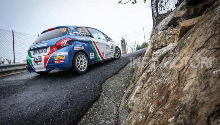 La Peugeot 208 R2B di Ciuffi / Gonella  vince anche il 66° Rallye Sanremo - Foto 2 di 7