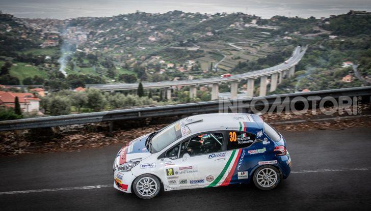 La Peugeot 208 R2B di Ciuffi / Gonella  vince anche il 66° Rallye Sanremo - Foto 3 di 7