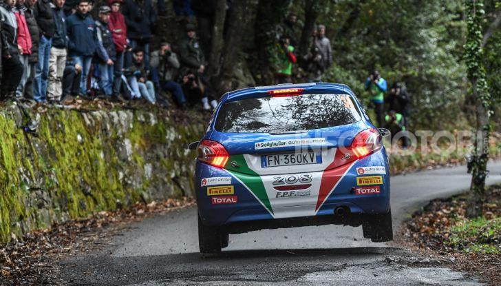 La Peugeot 208 R2B di Ciuffi / Gonella  vince anche il 66° Rallye Sanremo - Foto 4 di 7