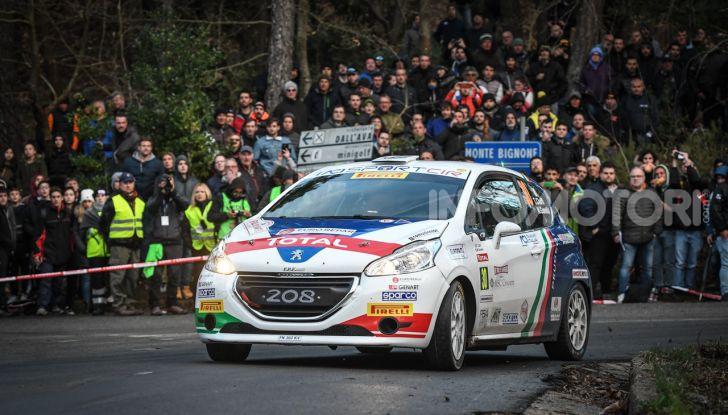 La Peugeot 208 R2B di Ciuffi / Gonella  vince anche il 66° Rallye Sanremo - Foto 5 di 7