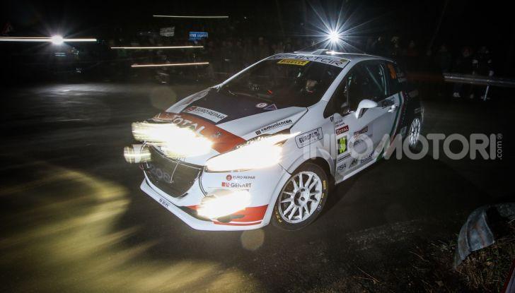 La Peugeot 208 R2B di Ciuffi / Gonella  vince anche il 66° Rallye Sanremo - Foto 6 di 7