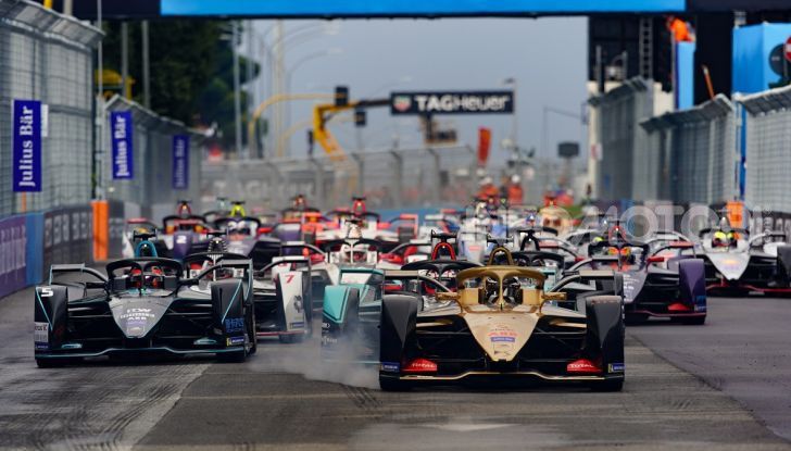 E-Prix di Roma: DS Techeetah in testa alla classifica costruttori - Foto 4 di 4