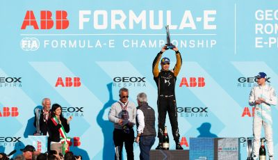 E-Prix di Roma: DS Techeetah in testa alla classifica costruttori