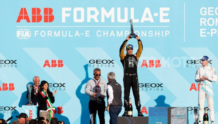 E-Prix di Roma: DS Techeetah in testa alla classifica costruttori - Foto 1 di 4