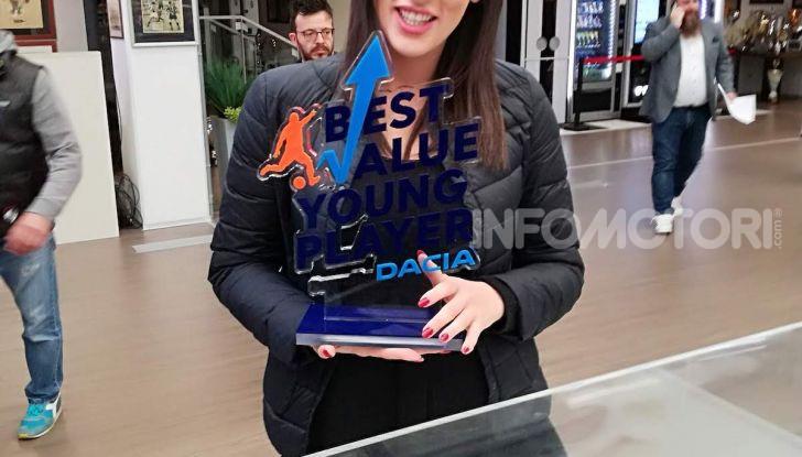 Dacia Best Value Player, premio per valorizzare i giovani calciatori - Foto 5 di 9