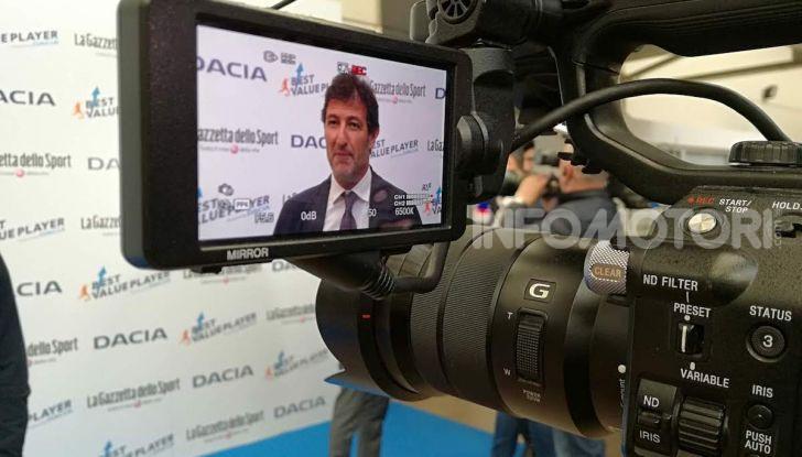 Dacia Best Value Player, premio per valorizzare i giovani calciatori - Foto 7 di 9