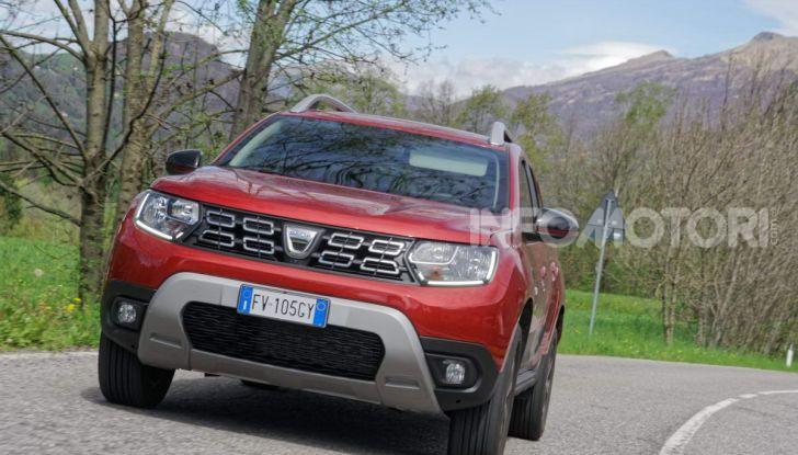 """Prova video Dacia Duster Techroad: il SUV low cost """"speciale"""" - Foto 7 di 61"""