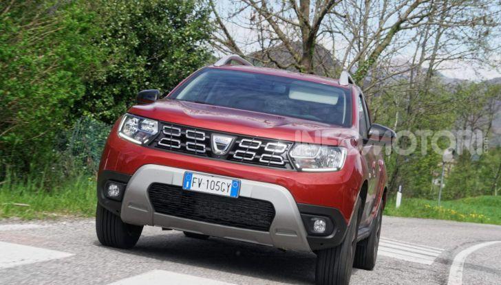"""Prova video Dacia Duster Techroad: il SUV low cost """"speciale"""" - Foto 8 di 61"""