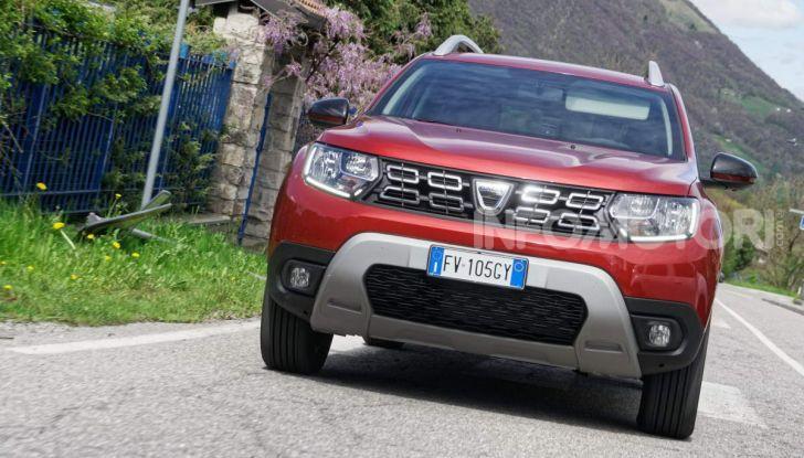 """Prova video Dacia Duster Techroad: il SUV low cost """"speciale"""" - Foto 9 di 61"""