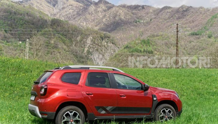 """Prova video Dacia Duster Techroad: il SUV low cost """"speciale"""" - Foto 28 di 61"""