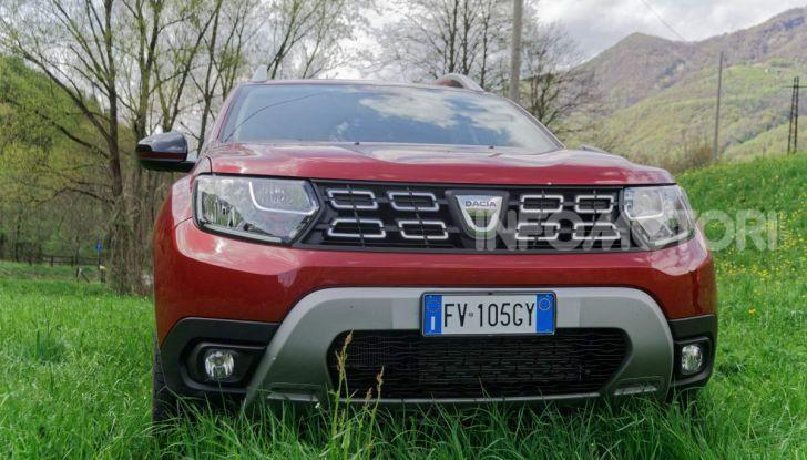 """Prova video Dacia Duster Techroad: il SUV low cost """"speciale"""" - Foto 34 di 61"""