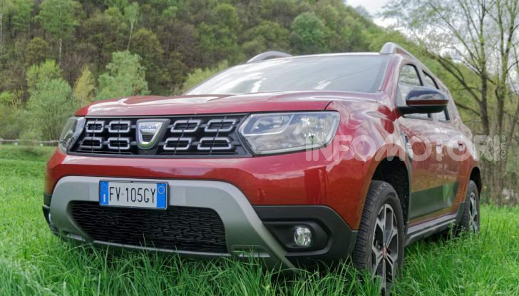 """Prova video Dacia Duster Techroad: il SUV low cost """"speciale"""" - Foto 35 di 61"""