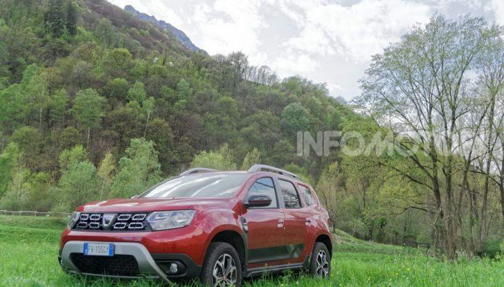 Dacia Duster Techroad esterni