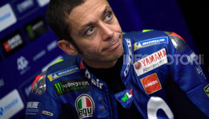 Dainese vi porta in pista con Valentino Rossi col Riding Master - Foto 2 di 4