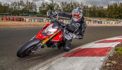 Prova su strada Ducati Hypermotard 950 e 950SP 2019: caratteristiche, opinioni e prezzi