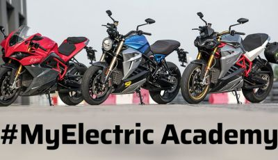 Electric Riding Academy by Energica: date e orari