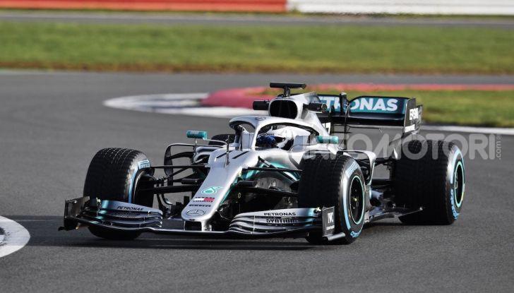 F1 2019, GP di Baku: Bottas precede Hamilton. Vettel terzo salva la Ferrari - Foto 4 di 9