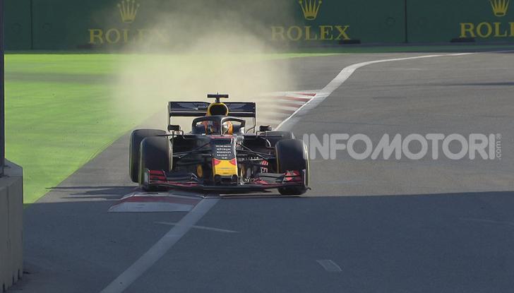 F1 2019, GP di Baku: Bottas precede Hamilton. Vettel terzo salva la Ferrari - Foto 8 di 9
