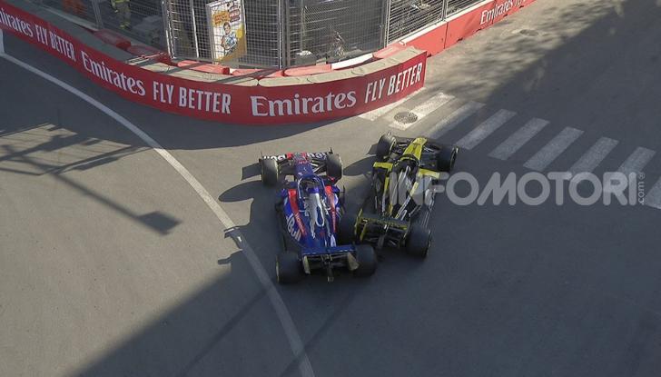 F1 2019, GP di Baku: Bottas precede Hamilton. Vettel terzo salva la Ferrari - Foto 9 di 9