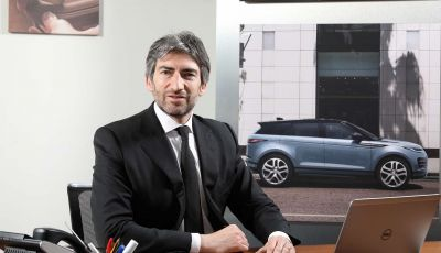 Fabio Romano nuovo Direttore Generale Marketing e PR di Jaguar Land Rover Italia