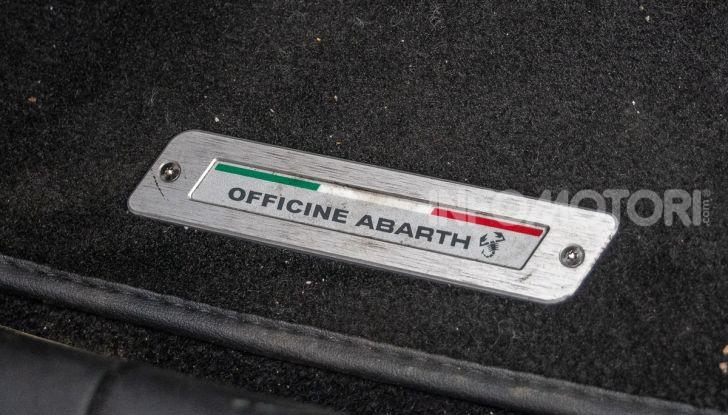 Prova Abarth 595 Turismo: potenza e stile per la piccola sportiva italiana - Foto 14 di 41