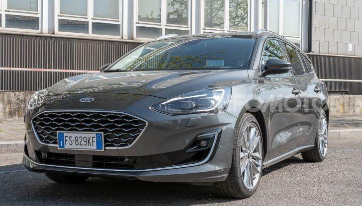 Ford Focus Wagon Vignale design Human Centric