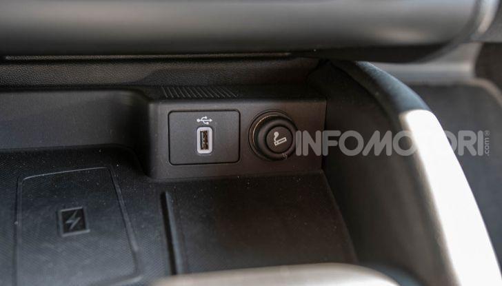 Prova Ford Focus SW Vignale 1.0 EcoBoost 125 cv: esperienza Ford all'ennesima potenza - Foto 26 di 41
