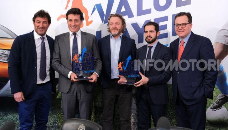 Dacia Best Value Player, premio per valorizzare i giovani calciatori - Foto 4 di 9