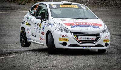Trofeo Peugeot Competition - Nicoli sbanca sull'asfalto, Battilani re del Raceday terra