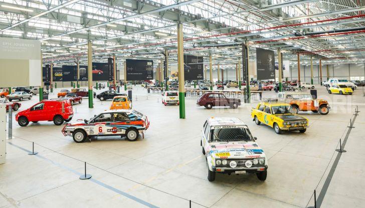 Heritage HUB Alfa Romeo, Fiat, Abarth e Lancia ospita la storia italiana FCA - Foto 10 di 34