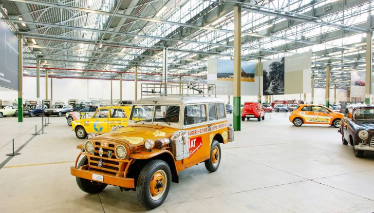 Heritage HUB Alfa Romeo, Fiat, Abarth e Lancia ospita la storia italiana FCA - Foto 11 di 34