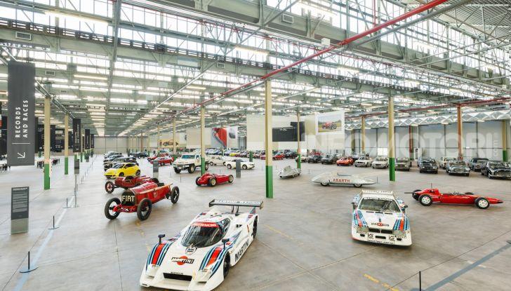 Heritage HUB Alfa Romeo, Fiat, Abarth e Lancia ospita la storia italiana FCA - Foto 13 di 34