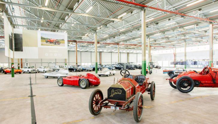 Heritage HUB Alfa Romeo, Fiat, Abarth e Lancia ospita la storia italiana FCA - Foto 14 di 34