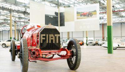 Heritage HUB Alfa Romeo, Fiat, Abarth e Lancia ospita la storia italiana FCA