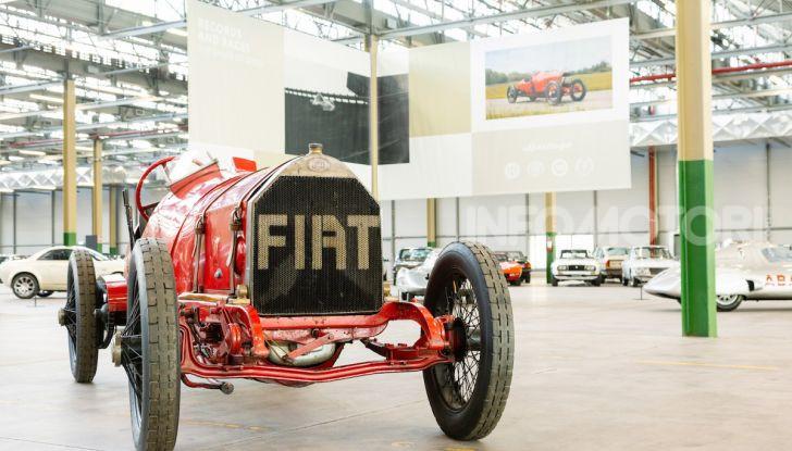 Heritage HUB Alfa Romeo, Fiat, Abarth e Lancia ospita la storia italiana FCA - Foto 1 di 34