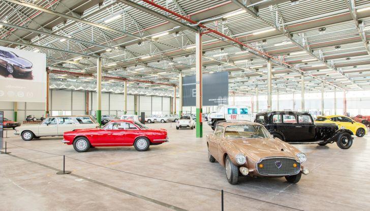 Heritage HUB Alfa Romeo, Fiat, Abarth e Lancia ospita la storia italiana FCA - Foto 16 di 34