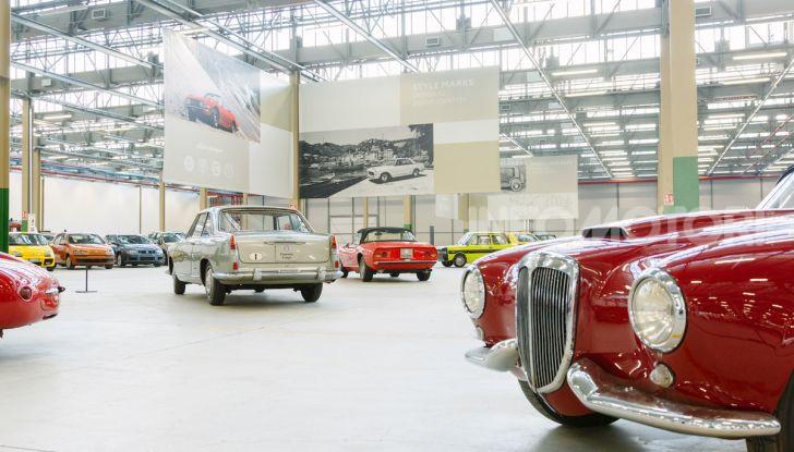 Heritage HUB Alfa Romeo, Fiat, Abarth e Lancia ospita la storia italiana FCA - Foto 17 di 34